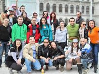 Flash Mob de salsa - Bucuresti 2013 (3)